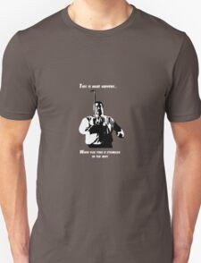 A stranger in the alps (light) T-Shirt