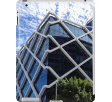 """""""Caged"""" Building iPad Case/Skin"""