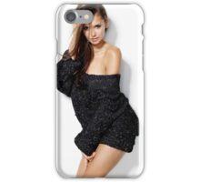 Hot Nina Dobrev 4 iPhone Case/Skin