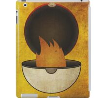 Fire Starter iPad Case/Skin