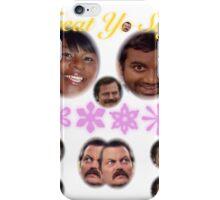 Treat Yo Self: Super Rare Mega Dank Edition  iPhone Case/Skin