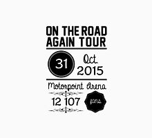 31th October - Motorpoint Arena OTRA Women's Fitted Scoop T-Shirt