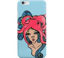 Octopus Girl iPhone Case/Skin