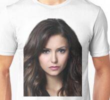 Beautiful Nina Dobrev 2 Unisex T-Shirt