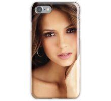 Beautiful Nina Dobrev 3 iPhone Case/Skin
