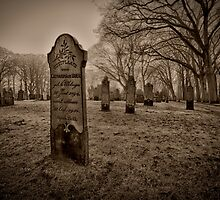 historic grave by Nicole W.