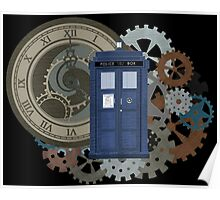 Traveling through the gears of Time  Poster