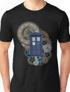 Traveling through the gears of Time  T-Shirt