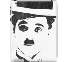 Charlie Chaplin - Leather iPad Case/Skin