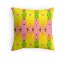 Citrus and Guava. Throw Pillow