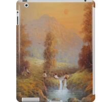Set For A Fall. iPad Case/Skin