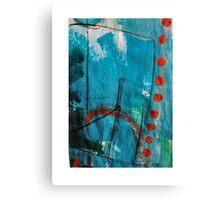 big sail Canvas Print