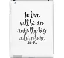 Big Adventure iPad Case/Skin