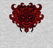 Asian Daemon - Tee Print Unisex T-Shirt