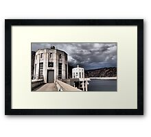 Nevada Time Framed Print