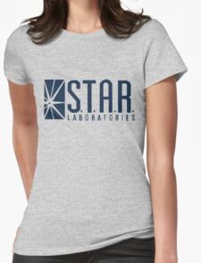 Star Laboratories - Grey  Womens Fitted T-Shirt