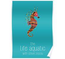 Crayon Ponyfish Poster