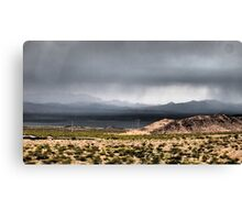 Mead Sky Canvas Print