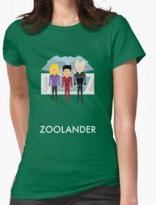 Hazel Derek Mugatu Womens Fitted T-Shirt