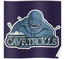 Cave Trolls Poster