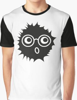 Black and white emoticon Graphic T-Shirt