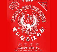 Sacred Fire Hot Sauce Sriracha by Titenono