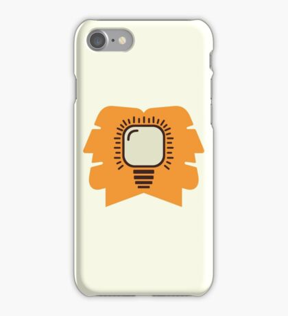 creative idea concept iPhone Case/Skin