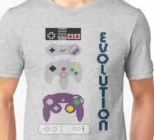 Nintendo Evolution Unisex T-Shirt