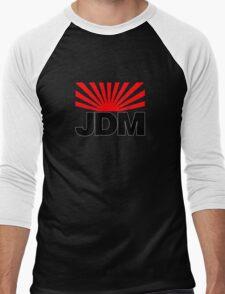 JDM Men's Baseball ¾ T-Shirt
