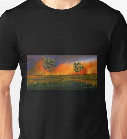 Western Sunset  T-Shirt