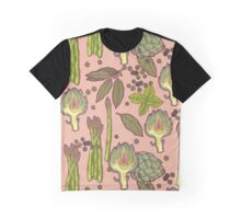 spring asparagus Graphic T-Shirt