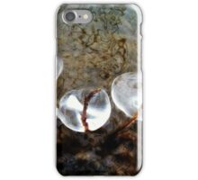 Blooms in the Garden of Ice iPhone Case/Skin
