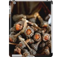 Cinnamon Flower iPad Case/Skin