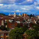 A Gorgeous Day In Cuenca by Al Bourassa
