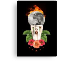 ON FIRE Canvas Print