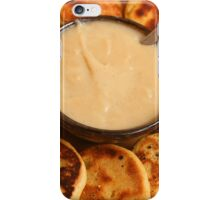 Ecuadorian Pancakes iPhone Case/Skin