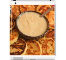 Ecuadorian Pancakes iPad Case/Skin