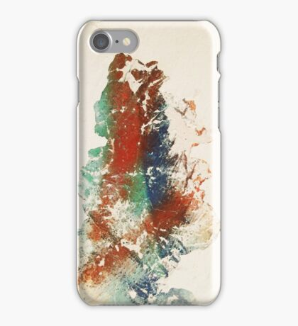 abstract level contruction n.5 iPhone Case/Skin