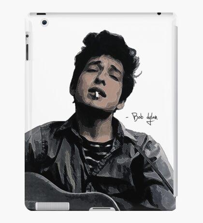 Bob Dylan iPad Case/Skin