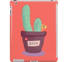 A little cactus iPad Case/Skin