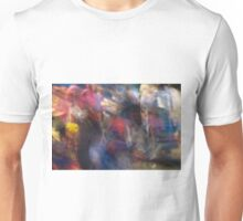 Impressionistic Pow Wow 4 Unisex T-Shirt