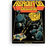 aerolitos arcade Canvas Print