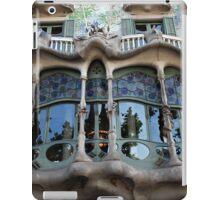Gaudi window iPad Case/Skin