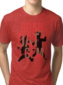 The Weekly Planet - GRAB DAT GEM. Tri-blend T-Shirt