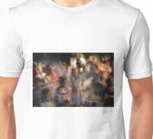 Impressionistic Pow Wow 6 Unisex T-Shirt