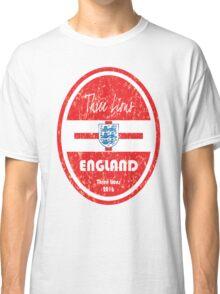 Euro 2016 Football - England Classic T-Shirt