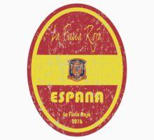 Euro 2016 Football - Espana Kids Tee