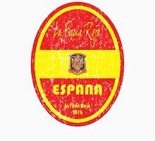 Euro 2016 Football - Espana Unisex T-Shirt