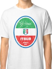 Euro 2016 Football - Italia Classic T-Shirt