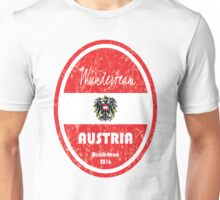 Euro 2016 Football - Austria Unisex T-Shirt